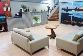 jackaroo reception